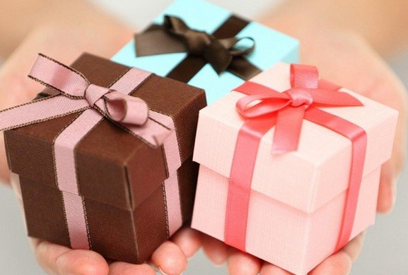 Top 7 most delicious gifts